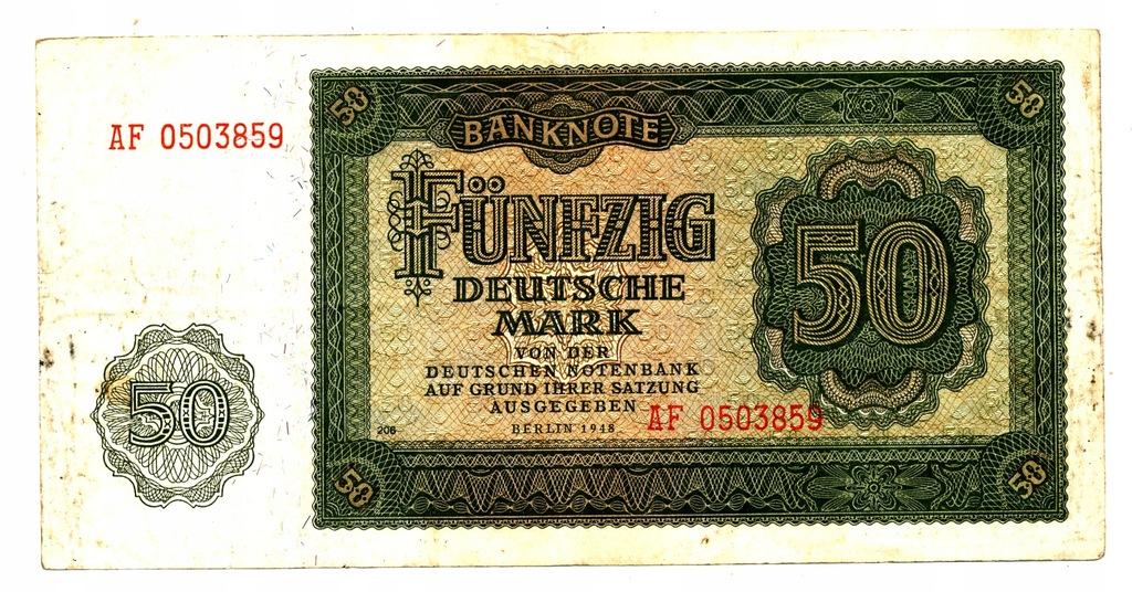 50 marek 1948