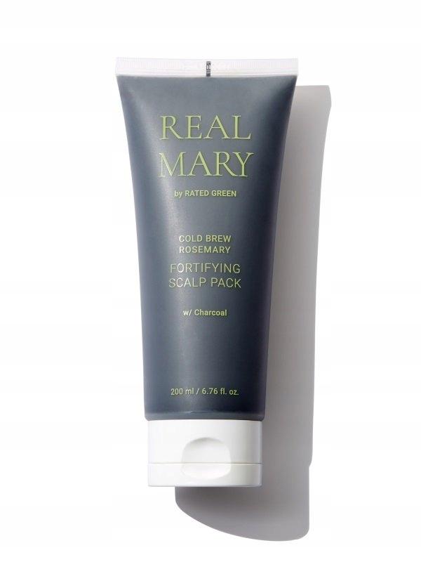 Real Mary kuracja wzmacniająca skórę głowy 200ml