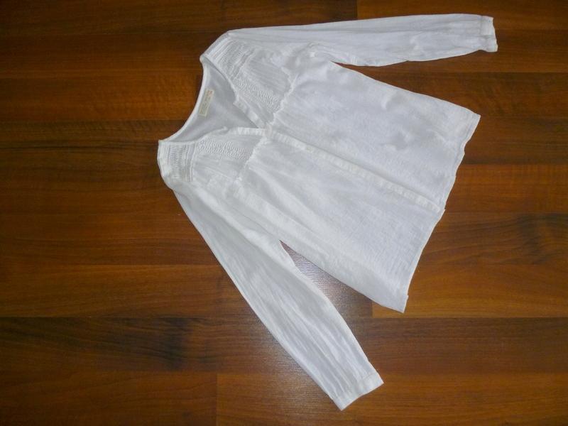 Zara zwiewna tunika / koszula boho 152