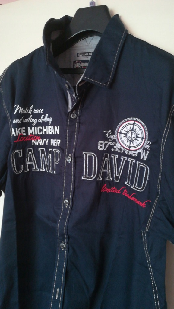 Camp David koszulka XL