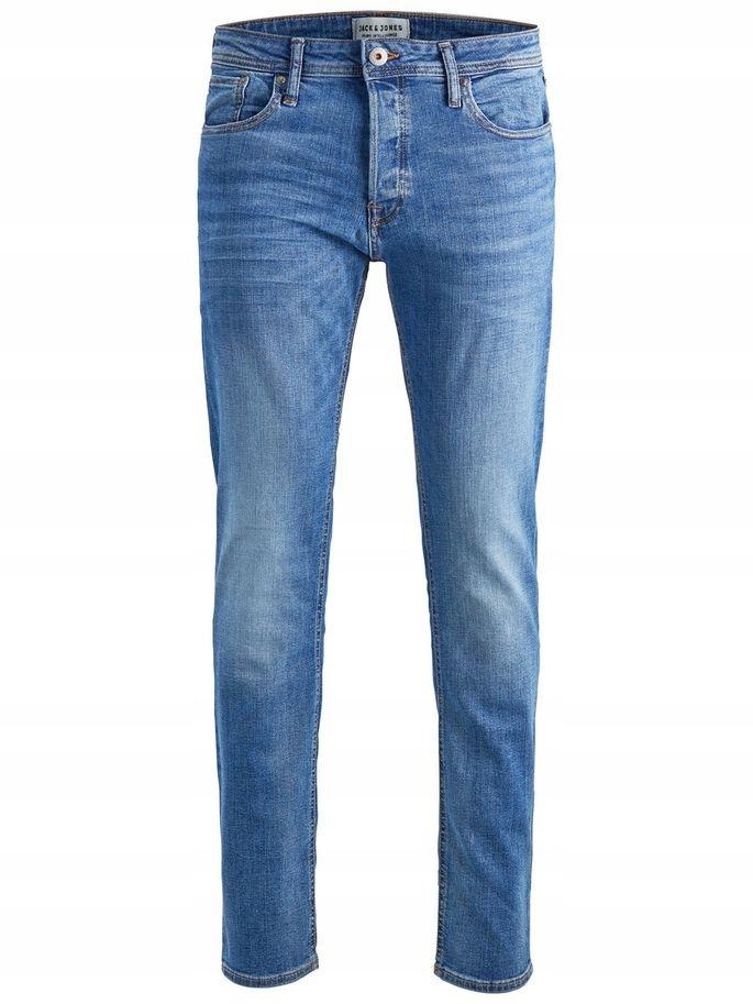 JACK&JONES męskie jeansy 12146866-BLU. r 32/30