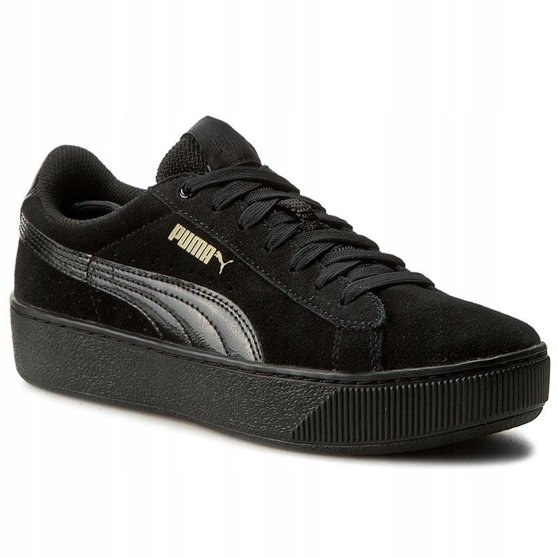 PUMA Vikky Platform 363287 01 Sneakersy buty 40