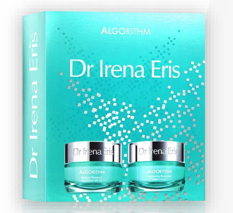 Dr Irena eris algorithm zestaw prezentowy DLA niej