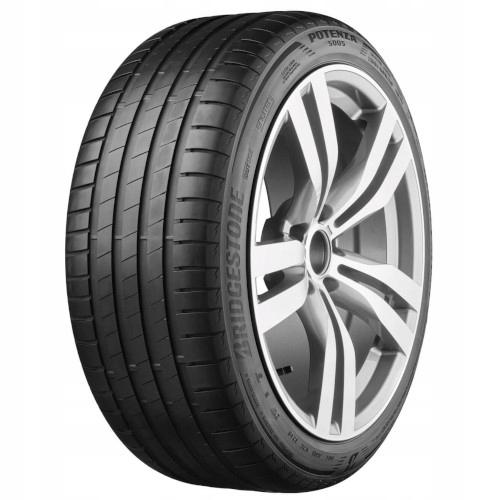 1x Bridgestone Turanza T005 DriveGuard 225/45R18