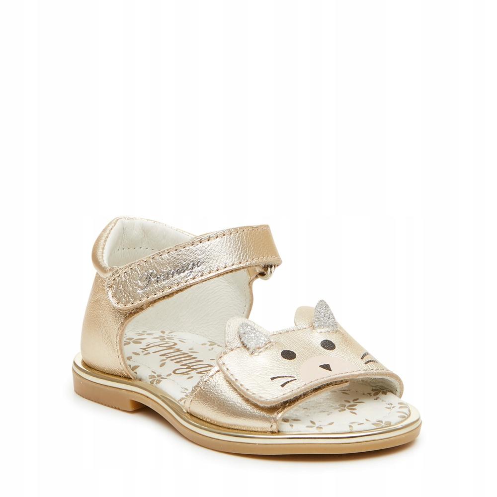 PRIMIGI 3416511 sandały dla dziewczynki 27 Kotki