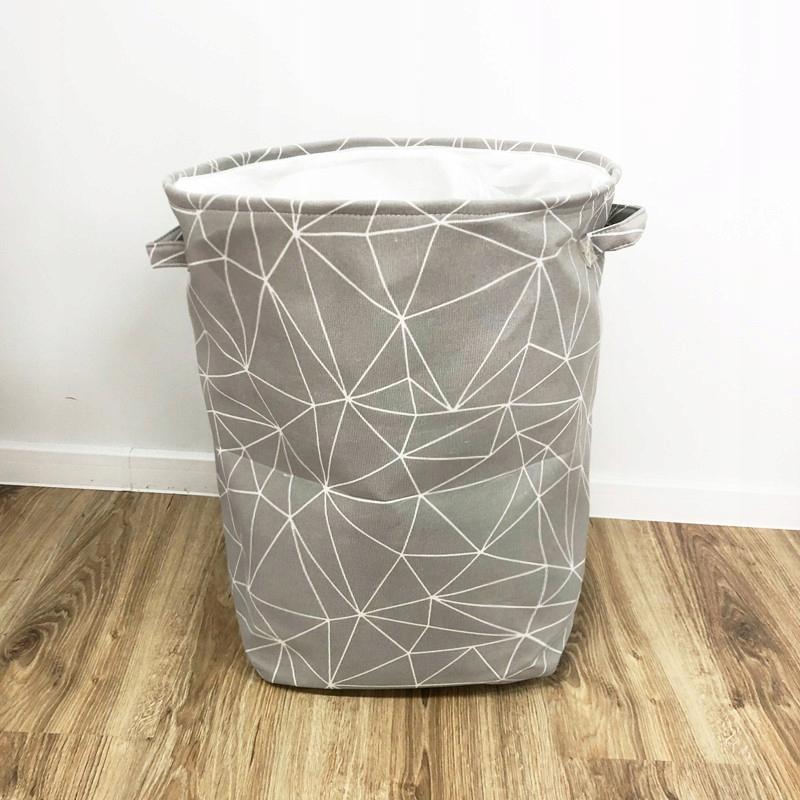 Pojemnik na zabawki kosz na pranie OR42SZ