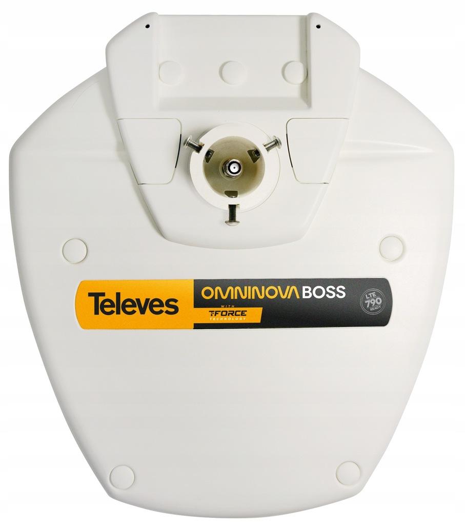 Antena Dvb T Televes Omninova Telewizyjna Na Jacht 7464581219 Oficjalne Archiwum Allegro