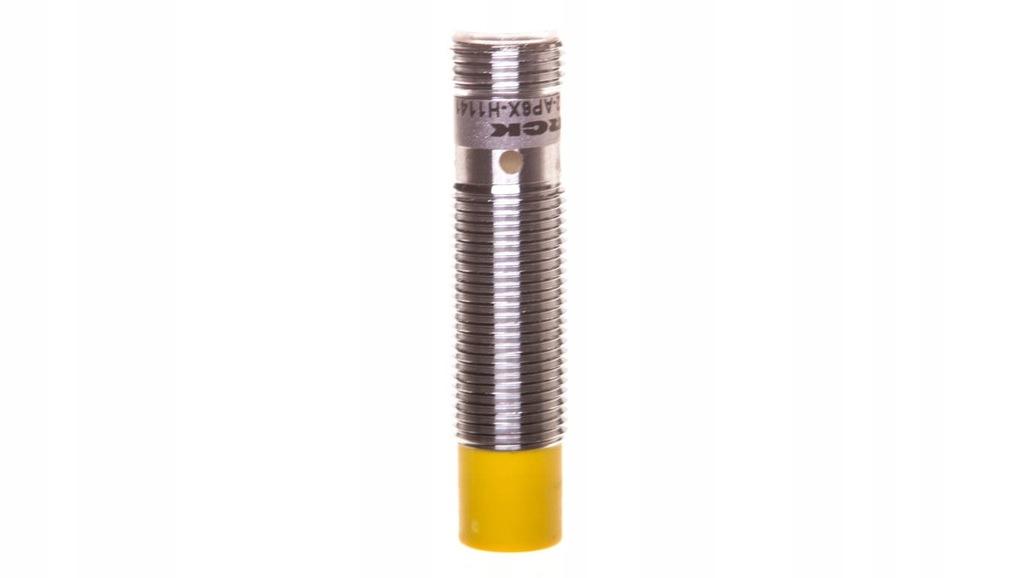 Czujnik indukcyjny M12 Sn=8mm 10-30V DC PNP 1Z M12