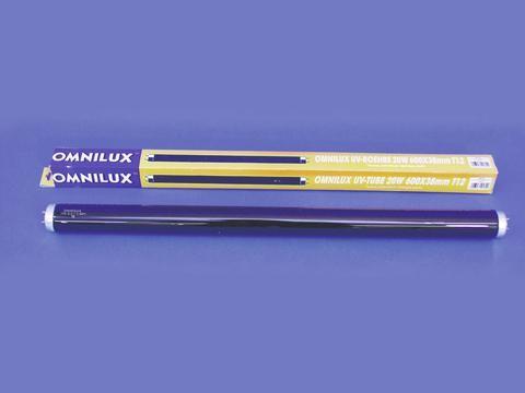 OMNILUX UV świetlówka 20W G13 600 x 38mm T8