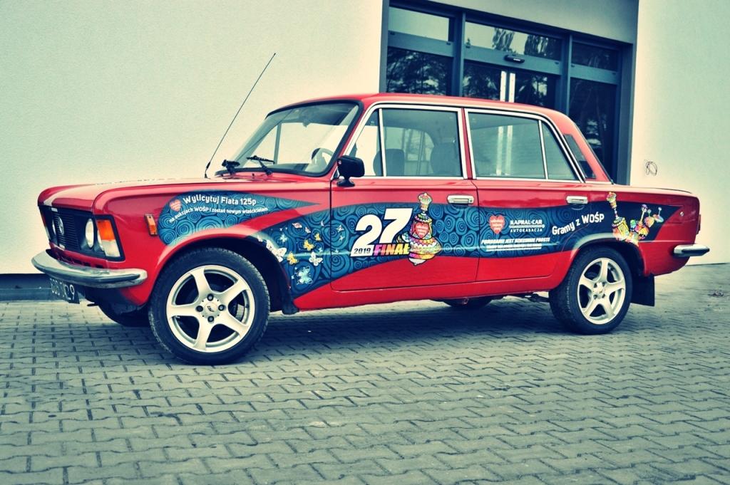 Kultowy Fiat 125p może być TWÓJ!