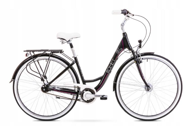 "ROMET ART DECO 7 rower miejski 19"""