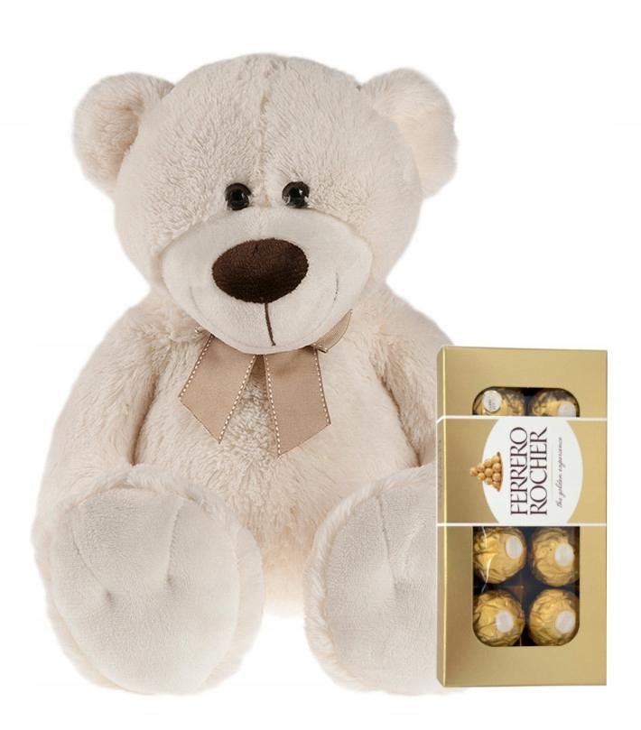 Prezent Ferrero 100g Miś Pluszowy Urodziny Dziecka