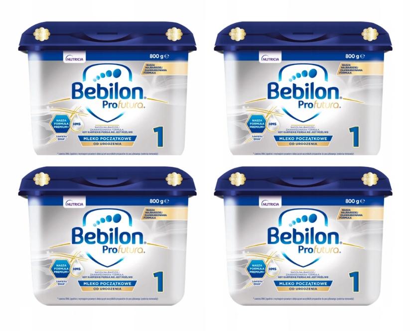 BEBILON PROFUTURA 1 Junior mleko 4x800 g