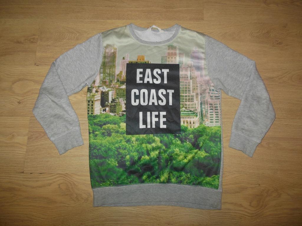 H&M EAST COAST LIFE M USA WU TANG MASS ECKO