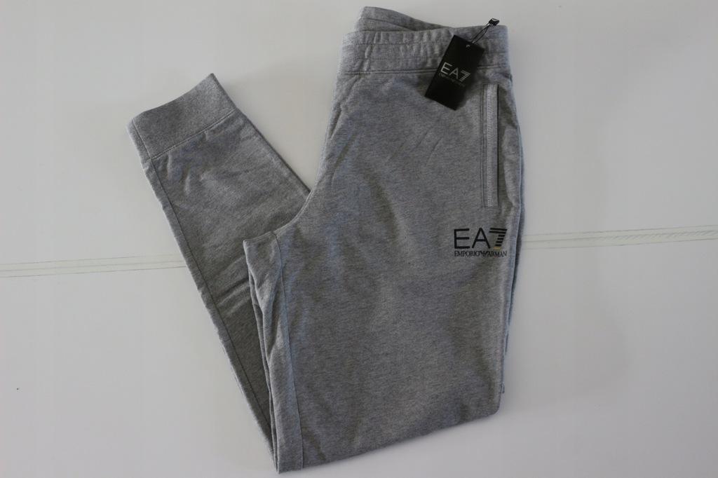 EMPORIO ARMANI EA7 spodnie dresowe na 103 cm pas
