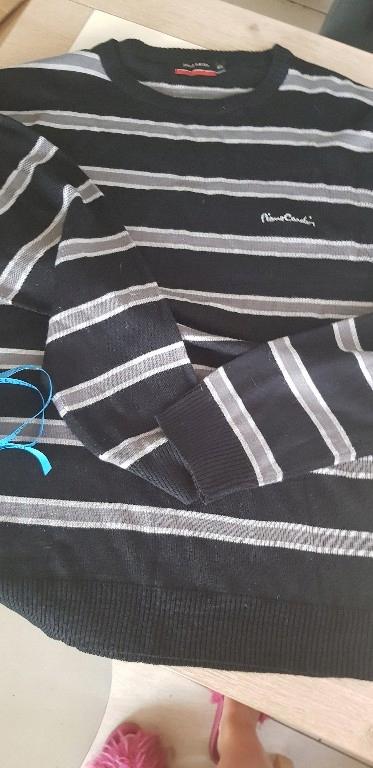 sweter firmowy meski 4xl
