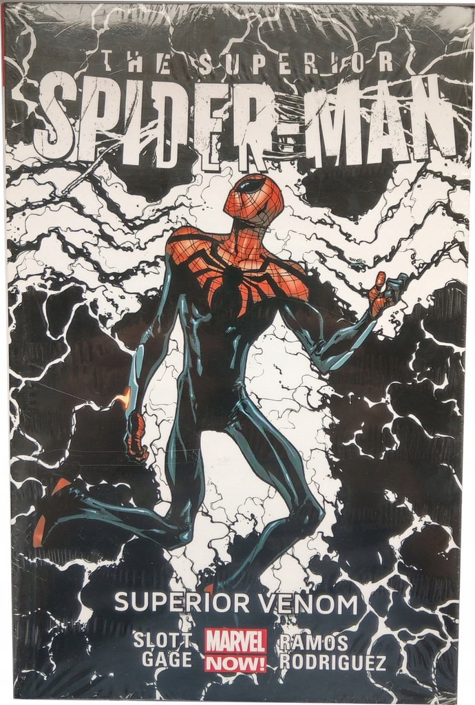The Superior Spider-Man. Tom 6. Superior Venom
