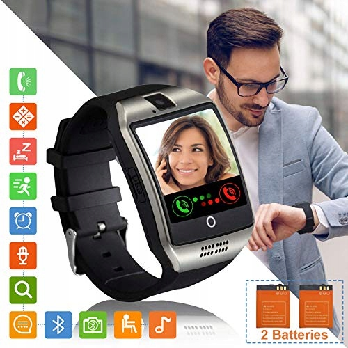 Smartwatch Monitor fitness Android