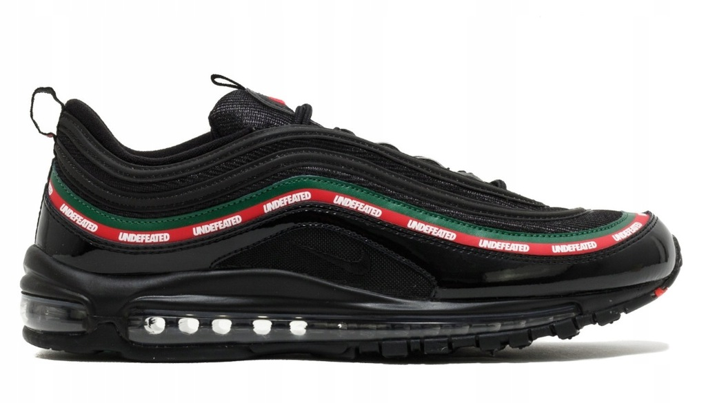 Buty Nike Air Max 97 Roz. 43 UNDEFEATED *Nowość