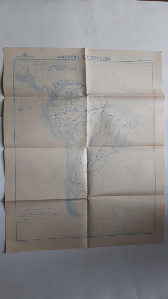 3 x Mapa konturowa AUSTRALIA AMERYKA EUROPA