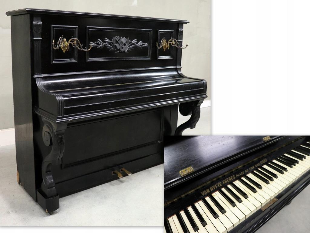 1138 stare pianino, do renowacji