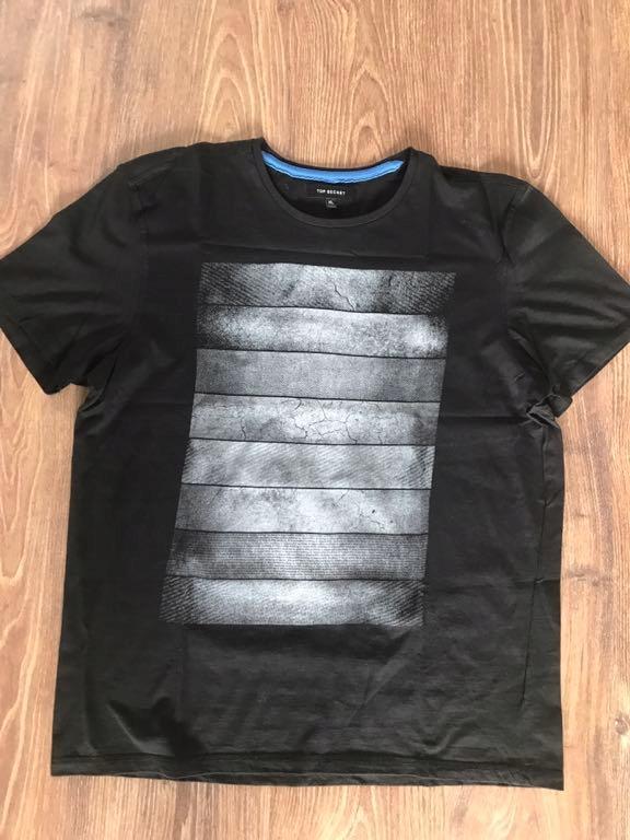 T- shirt męski r XL koszulka