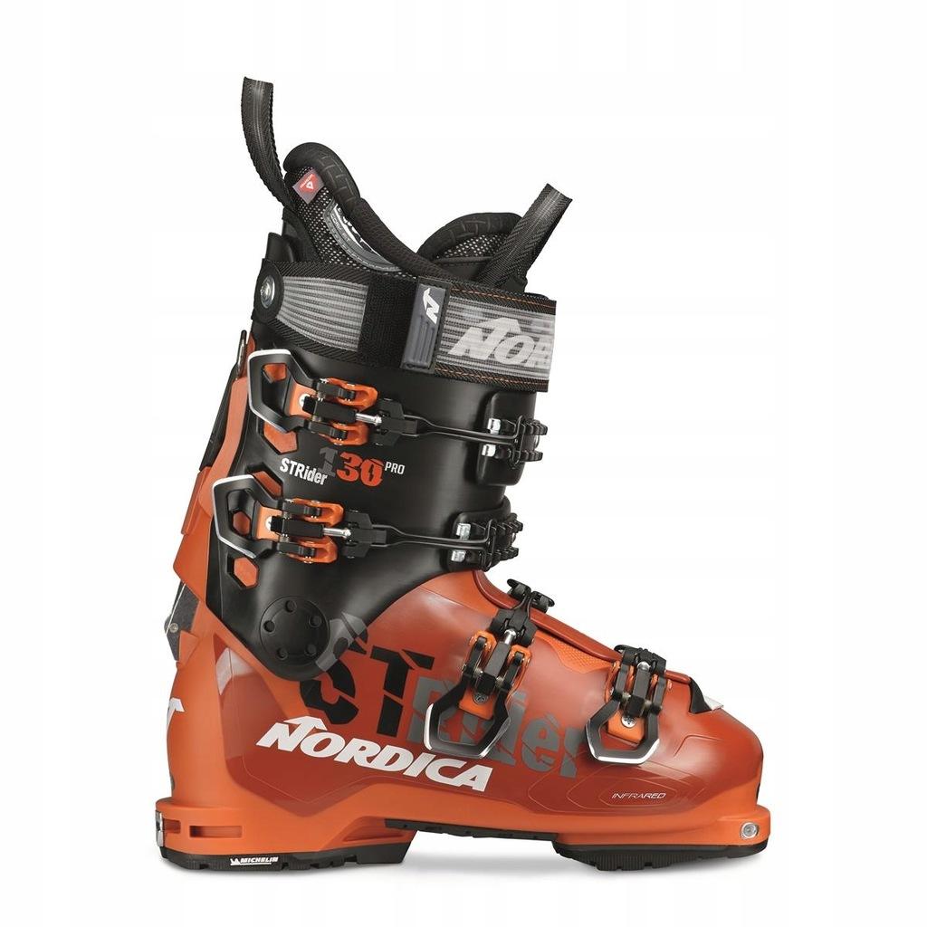 Buty narciarskie Nordica Strider Pro 130 DYN Pomar