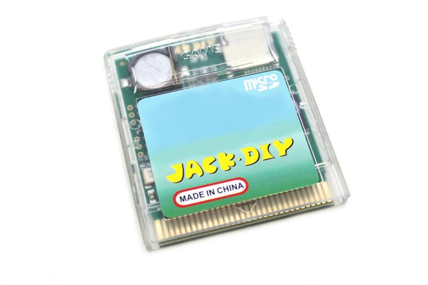 Nagrywarka Flash Card do Game Boy Color