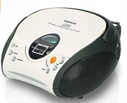 Stereofoniczne radio FM Lenco SCD-24