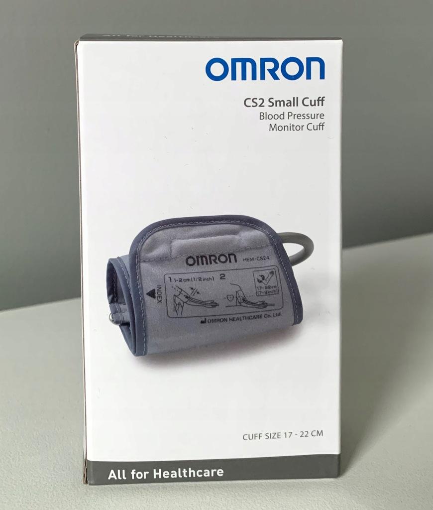 Mankiet do ciśnieniomierza Omron 17-23 cm mały CS2