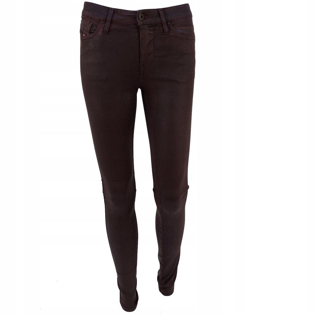 Spodnie Diesel Jeans SKINZEE 0662E 43U 26x32 -60%