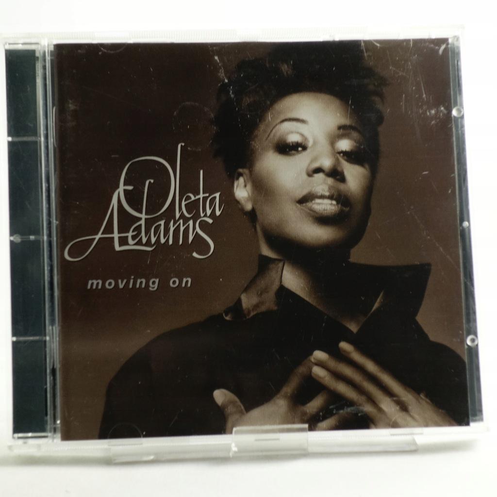 Oleta Adams – Moving On