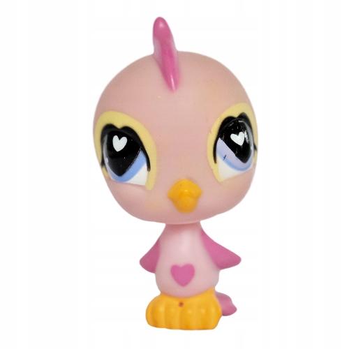 ptak papuga PTASZEK #553 Littlest Pet Shop LPS