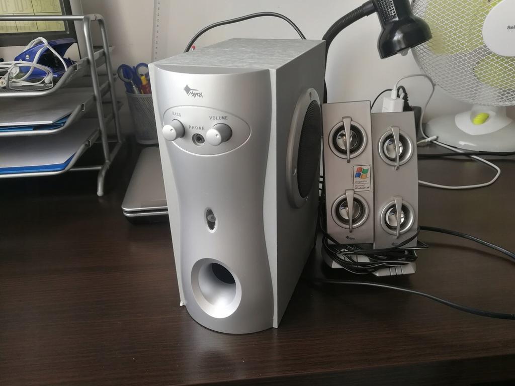 Głośniki MANTA Twister MM950