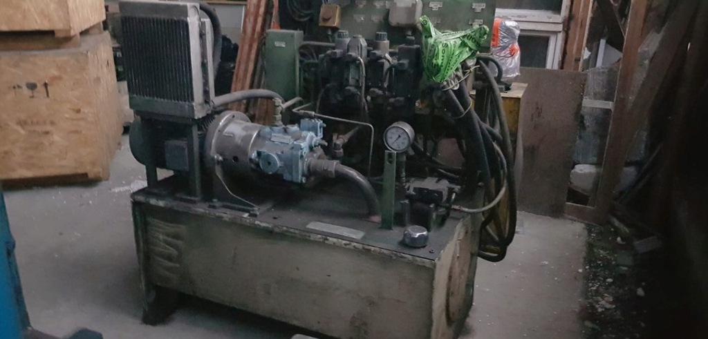 Agregat hydrauliczny DENISON 15 KW