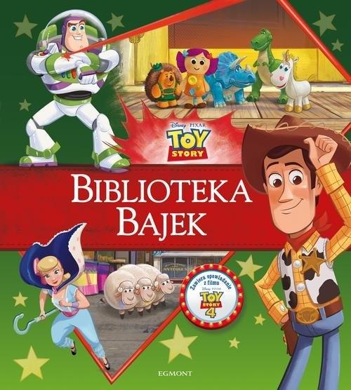 Toy Story Biblioteka Bajek