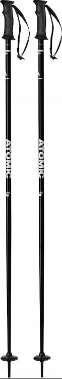 KIJE NARCIARSKIE ATOMIC AMT BLACK 125cm