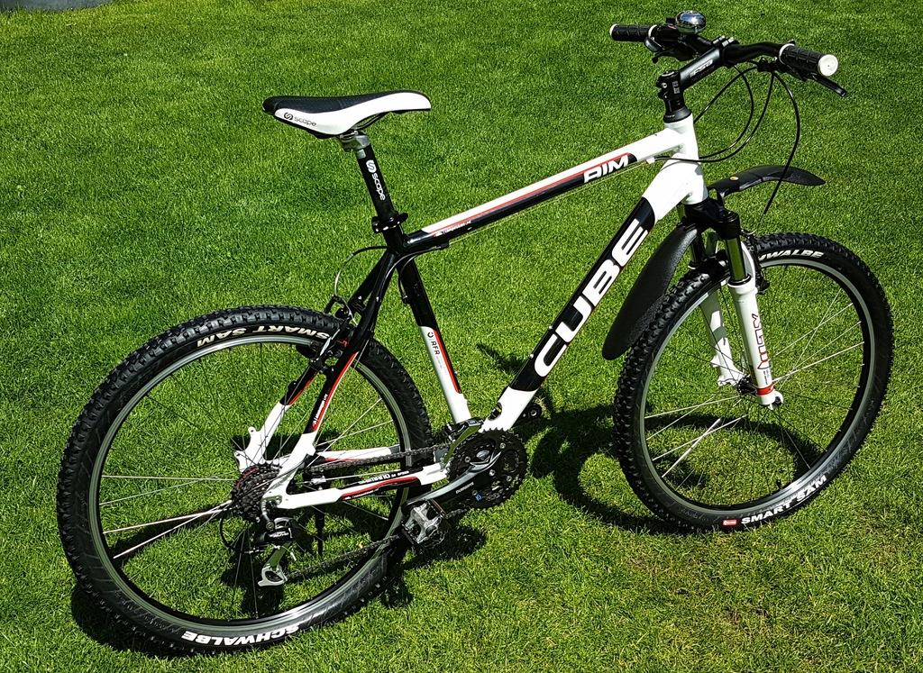 """rower górski MTB CUBE AIM - rama 20"""" cali"""