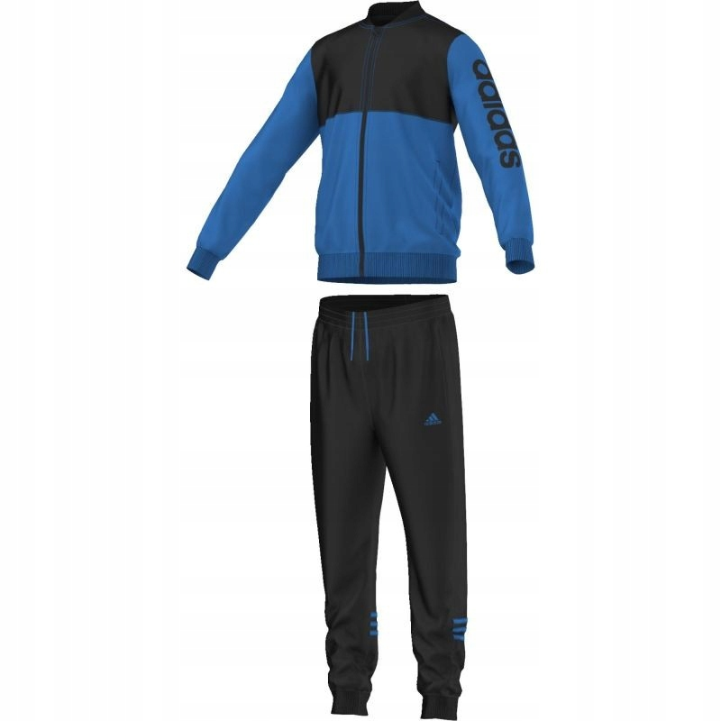 Dres Adidas Tracksuit Knit Linear Closed 98