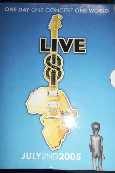 Live 8: One Day, One Concert, One World - Various