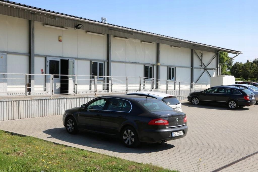 Magazyn Niegoszowice, krakowski, 610,00 m²