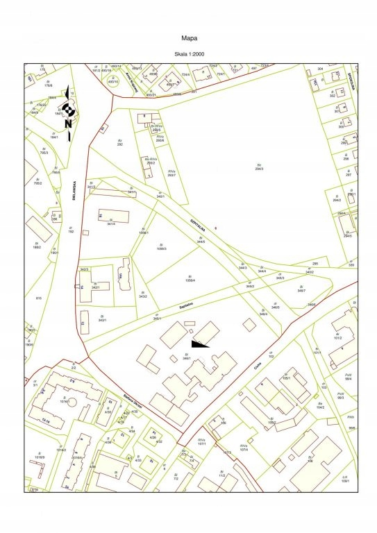 Działka, Dzierżoniów, 3000 m²