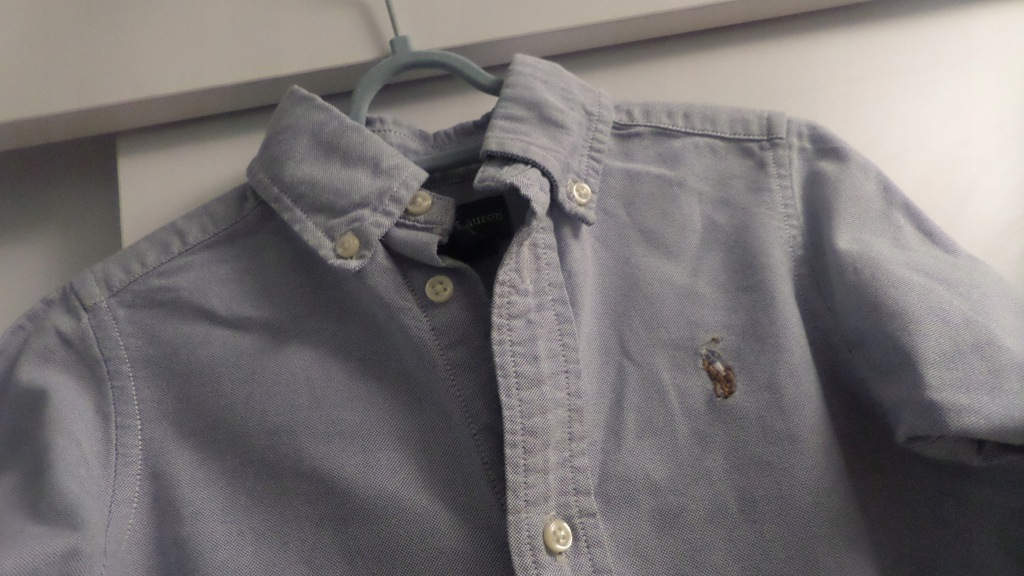 Ralph Lauren koszula chłopięca roz.104-110 (3L)