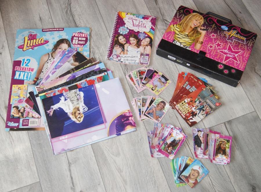 Violetta Soy Luna Barbie Plakaty Teczka 9280977395 Oficjalne Archiwum Allegro