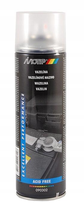 Smar, olej wazelinowy 500ml MOTIP 090302