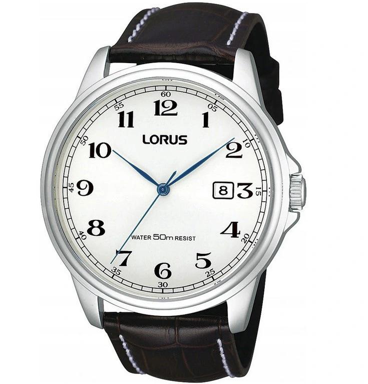 Zegarek MĘSKI Lorus RS985AX9 CYFRY klasyczny