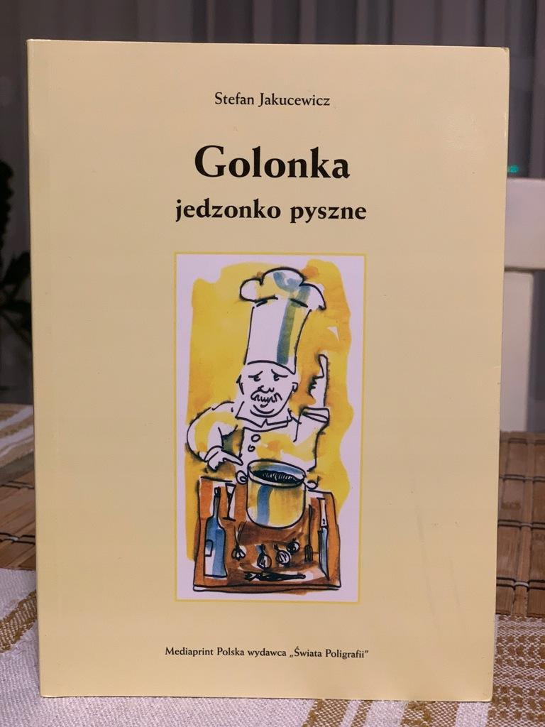 Książka Golonka jedzonko pyszne - WOŚP Wrocław