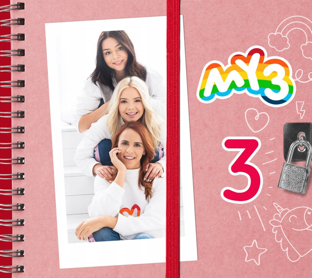 3 (Deluxe Edition). CD - My3