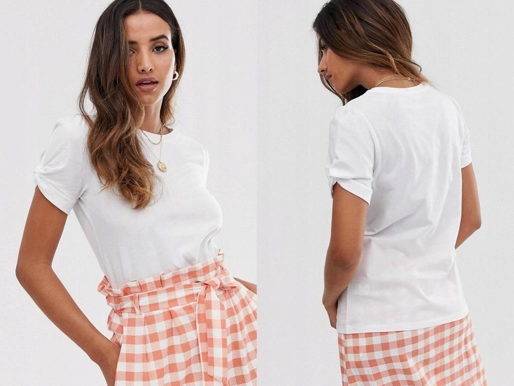 River Island - koszulka T-shirt gładki XL/42