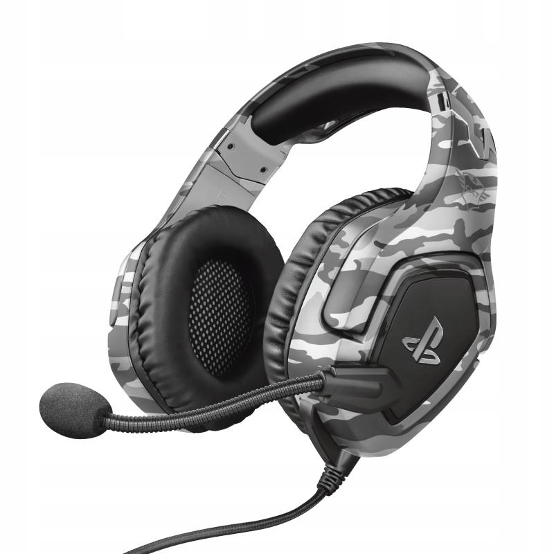 Słuchawki gamingowe z mikrofonem PS4 GXT 488 Forze